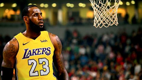 Measuring the Social Media Hype About LeBron James Joining the Lakers